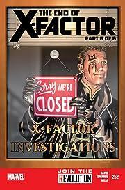 X-Factor (2005-2013) #262