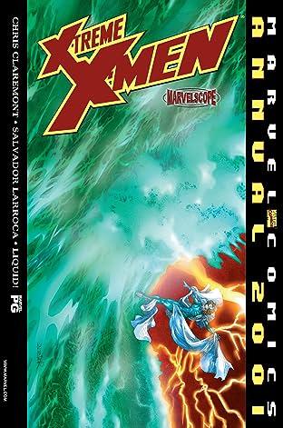 X-Treme X-Men Annual 2001 #1