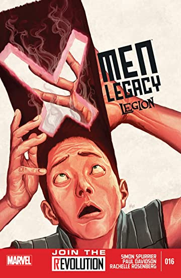 X-Men: Legacy (2012-2014) #16