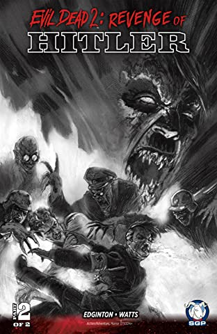 Evil Dead 2: Revenge of Hitler #2