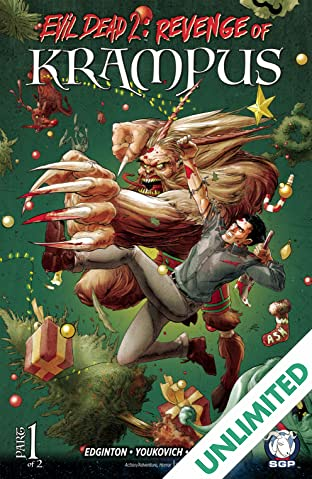 Evil Dead 2: Revenge of Krampus #1