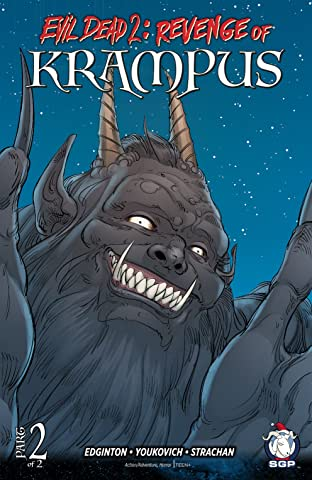 Evil Dead 2: Revenge of Krampus #2