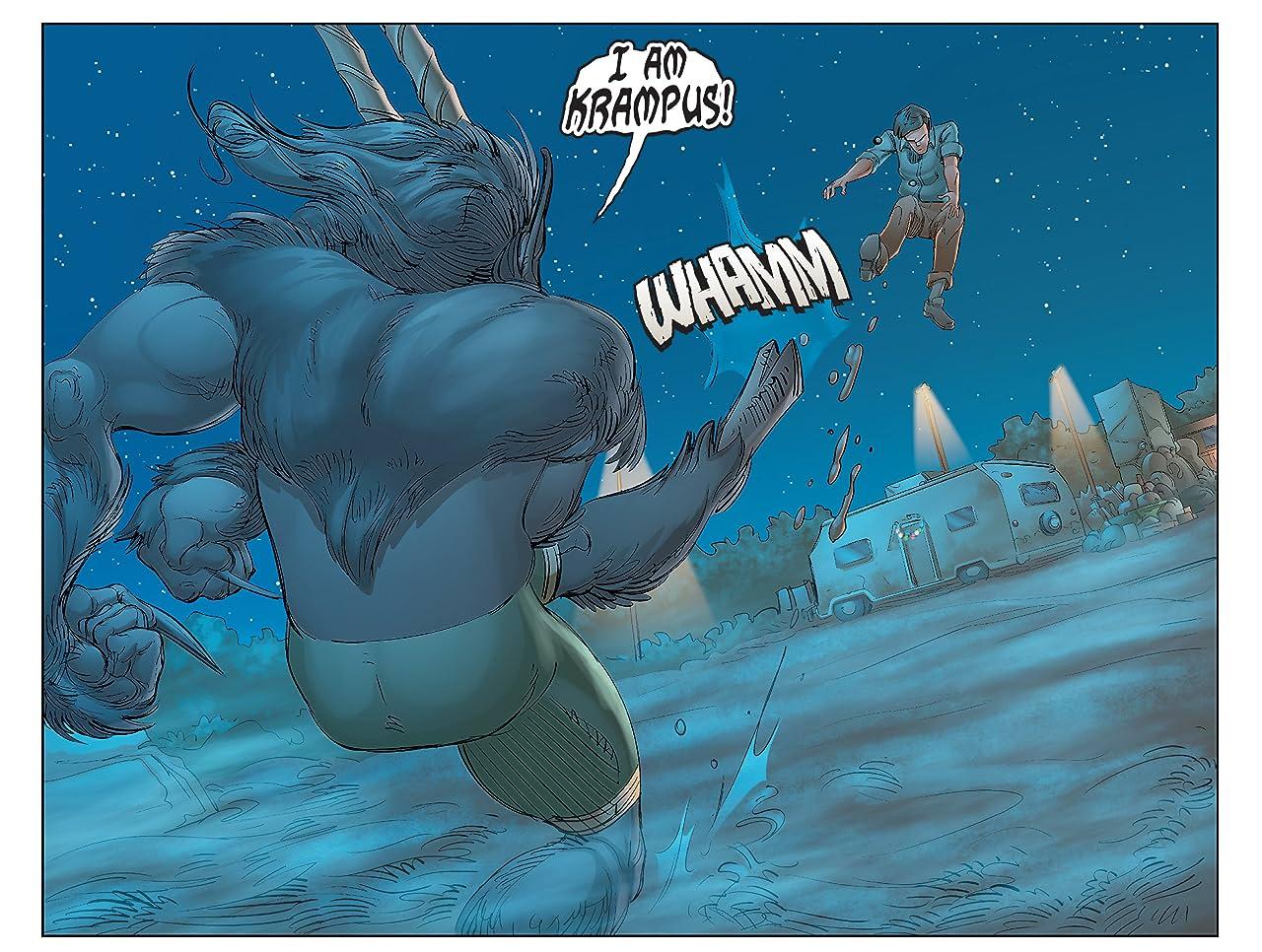 Evil Dead 2: Revenge of Krampus #2