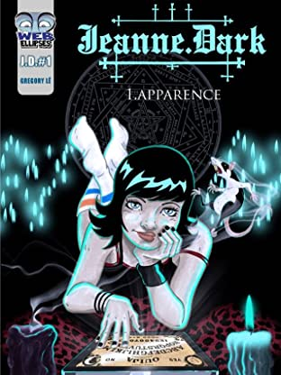 Jeanne Dark Tome 1: Apparence