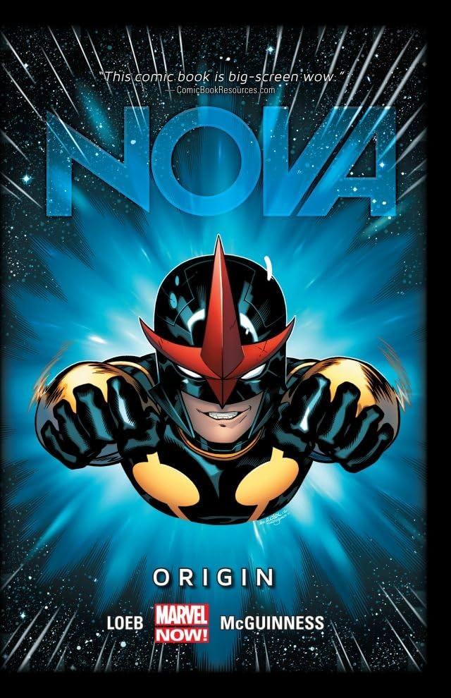 Nova Vol. 1: Origin