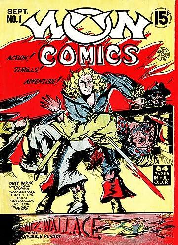 Wow Comics #1