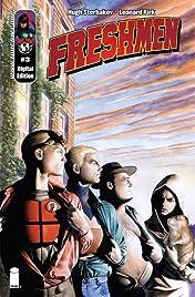 Freshmen #3 (of 3)