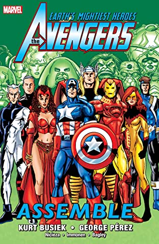Avengers Assemble Tome 3