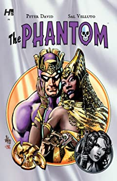 The Phantom (2014-) #6