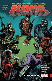 Deadpool: World's Greatest Vol. 5: Civil War II