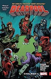 Deadpool: World's Greatest Tome 5: Civil War II