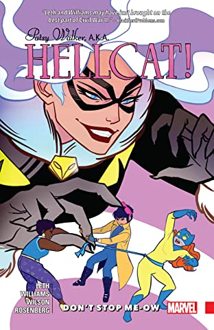 Patsy Walker, A.K.A. Hellcat! Tome 2: Don't Stop Me-ow