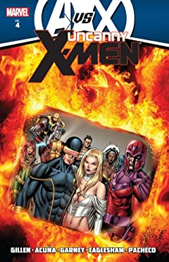 Uncanny X-Men By Kieron Gillen Vol. 4