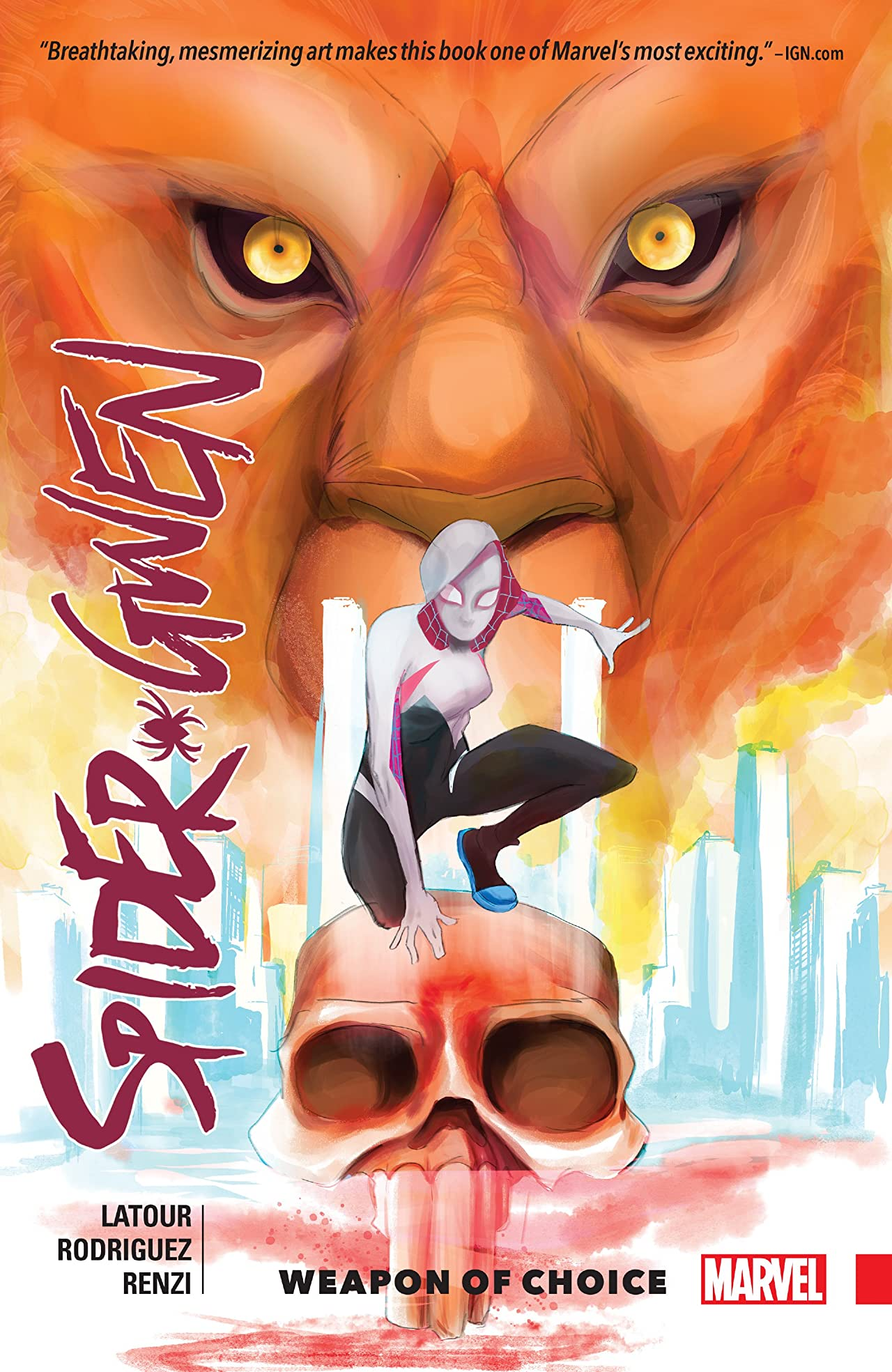 Spider-Gwen Tome 2: Weapon of Choice