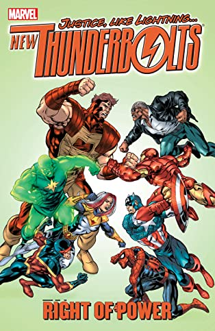 New Thunderbolts Vol. 3: Right Of Power