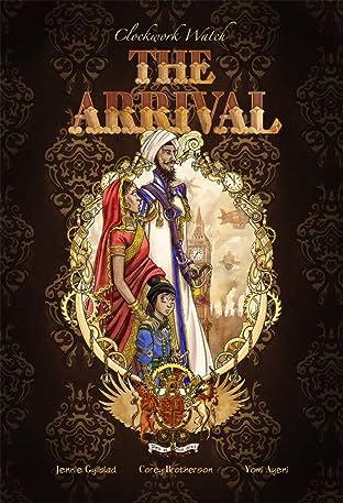 Clockwork Watch Vol. 1: The Arrival