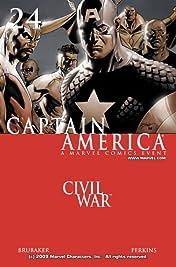 Captain America (2004-2011) #24