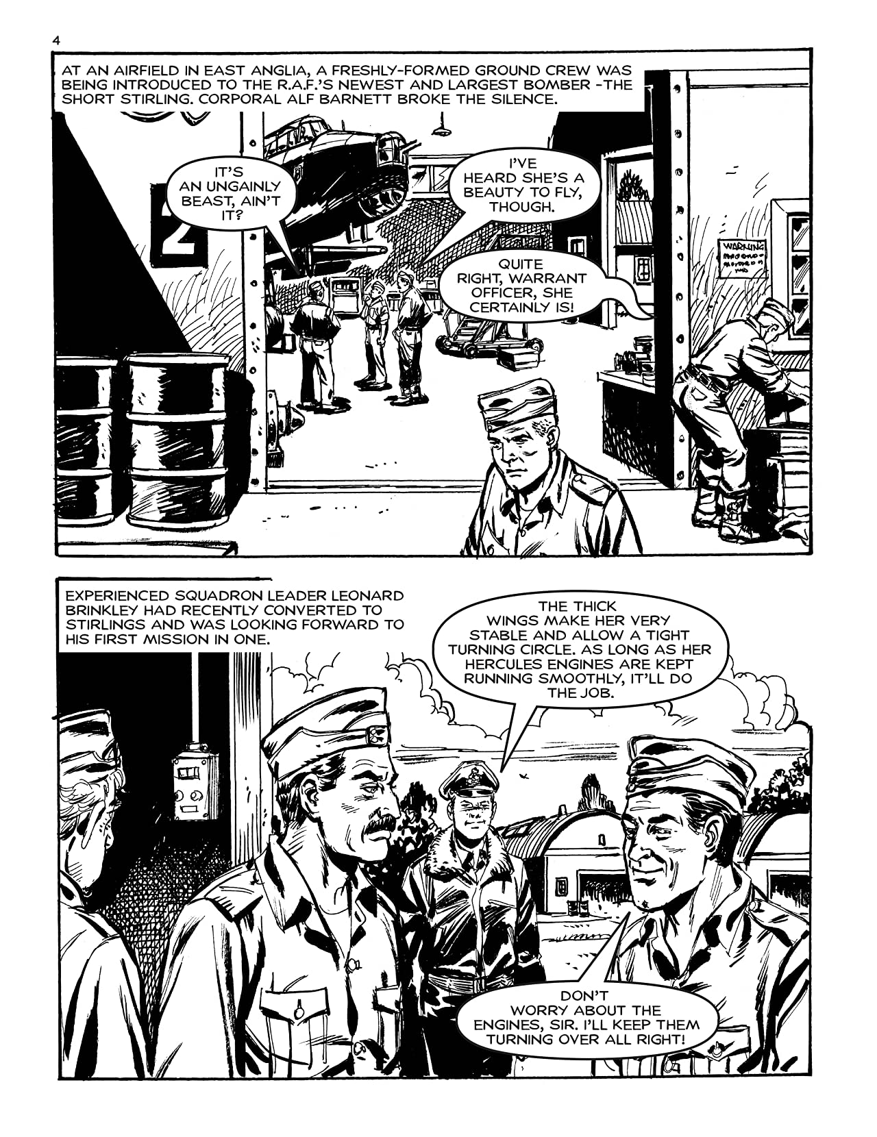 Commando #4975: Flying Blind