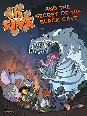 The Lil' Five Vol. 1: The Secret of The Black Cave