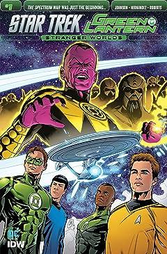 Star Trek/Green Lantern Vol. 2 #1