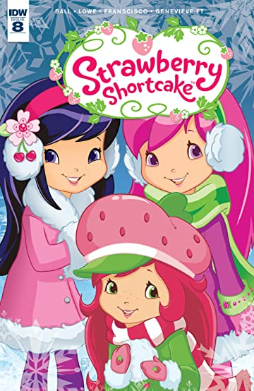 Strawberry Shortcake (2016-2017) #8