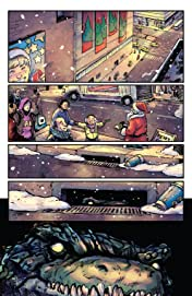 Teenage Mutant Ninja Turtles Universe #5