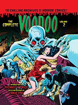 The Complete Voodoo Tome 2