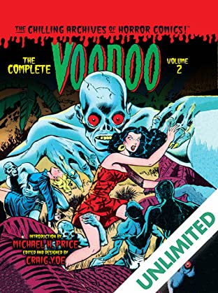 The Complete Voodoo Vol. 2