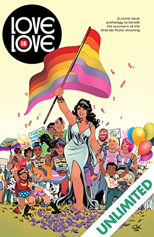 Love is Love: Exclusive Digital Edition