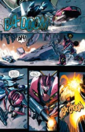 Transformers: Till All Are One #6