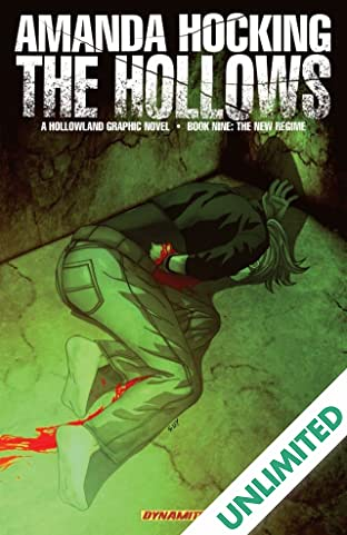 Amanda Hocking's The Hollows: A Hollowland Graphic Novel Part 9 (of 10)