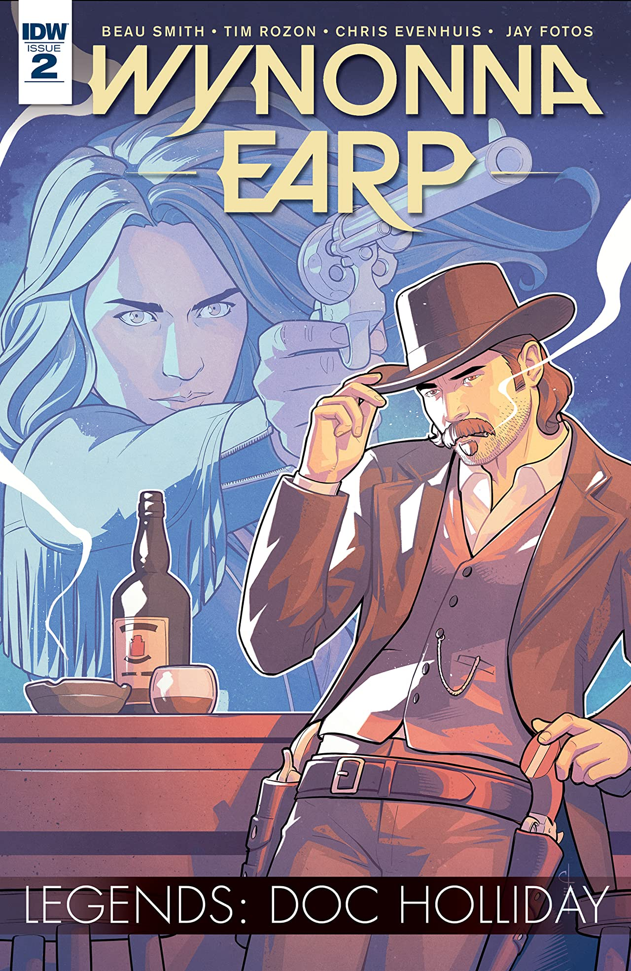 Wynonna Earp Legends: Doc Holliday #2