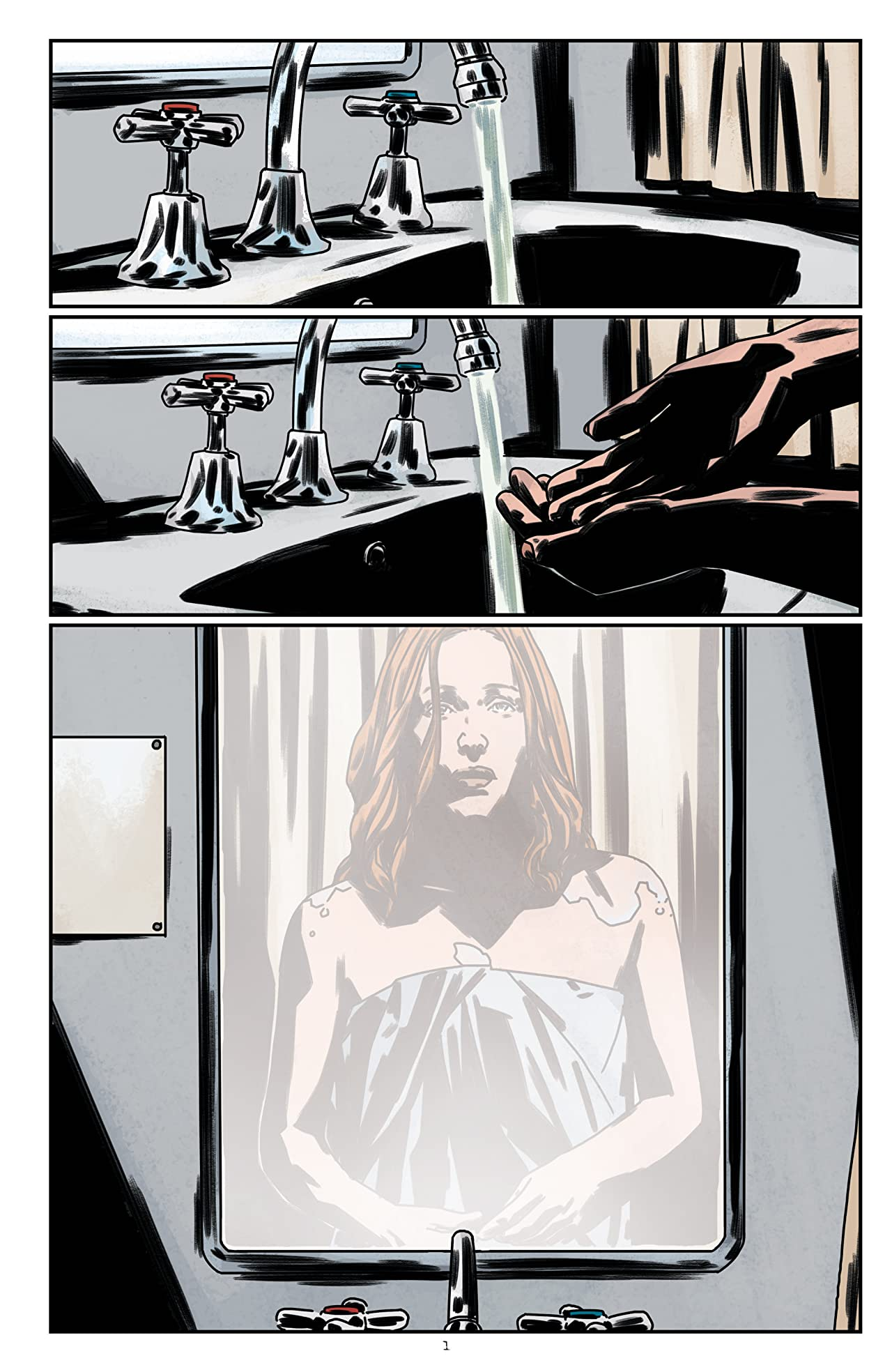 The X-Files (2016-) #9