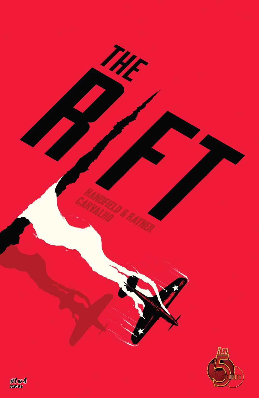 The Rift #1 (of 4)