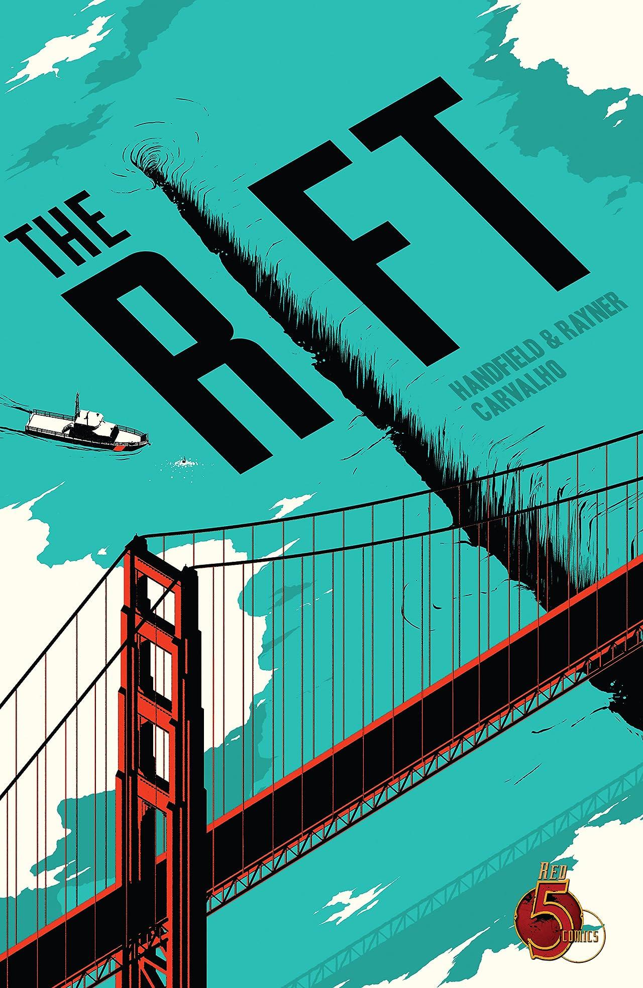 The Rift #3 (of 4)