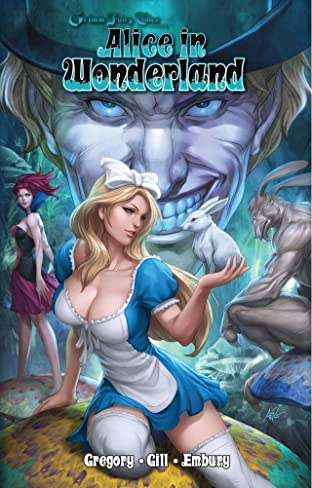 Alice In Wonderland Tome 1