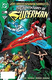 Adventures of Superman (1986-2006) #557