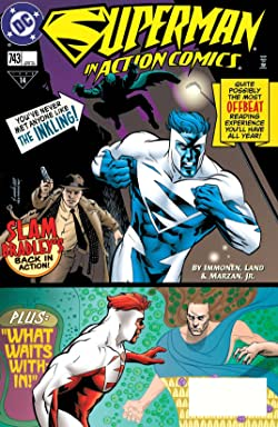 Action Comics (1938-2011) #743