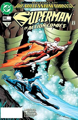 Action Comics (1938-2011) No.744
