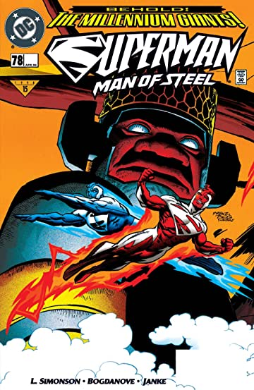 Superman: The Man of Steel (1991-2003) #78