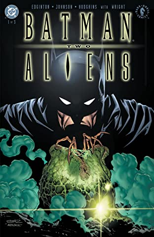 Batman/Aliens 2 (2002-) #1