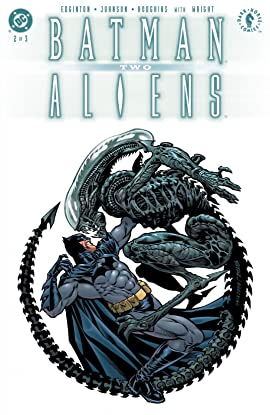 Batman/Aliens 2 (2002-) #2