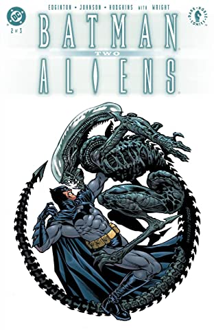 Batman/Aliens 2 (2002-) #2