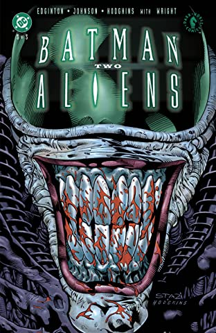 Batman/Aliens 2 (2002-) #3