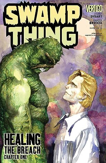 Swamp Thing (2004-2006) #15