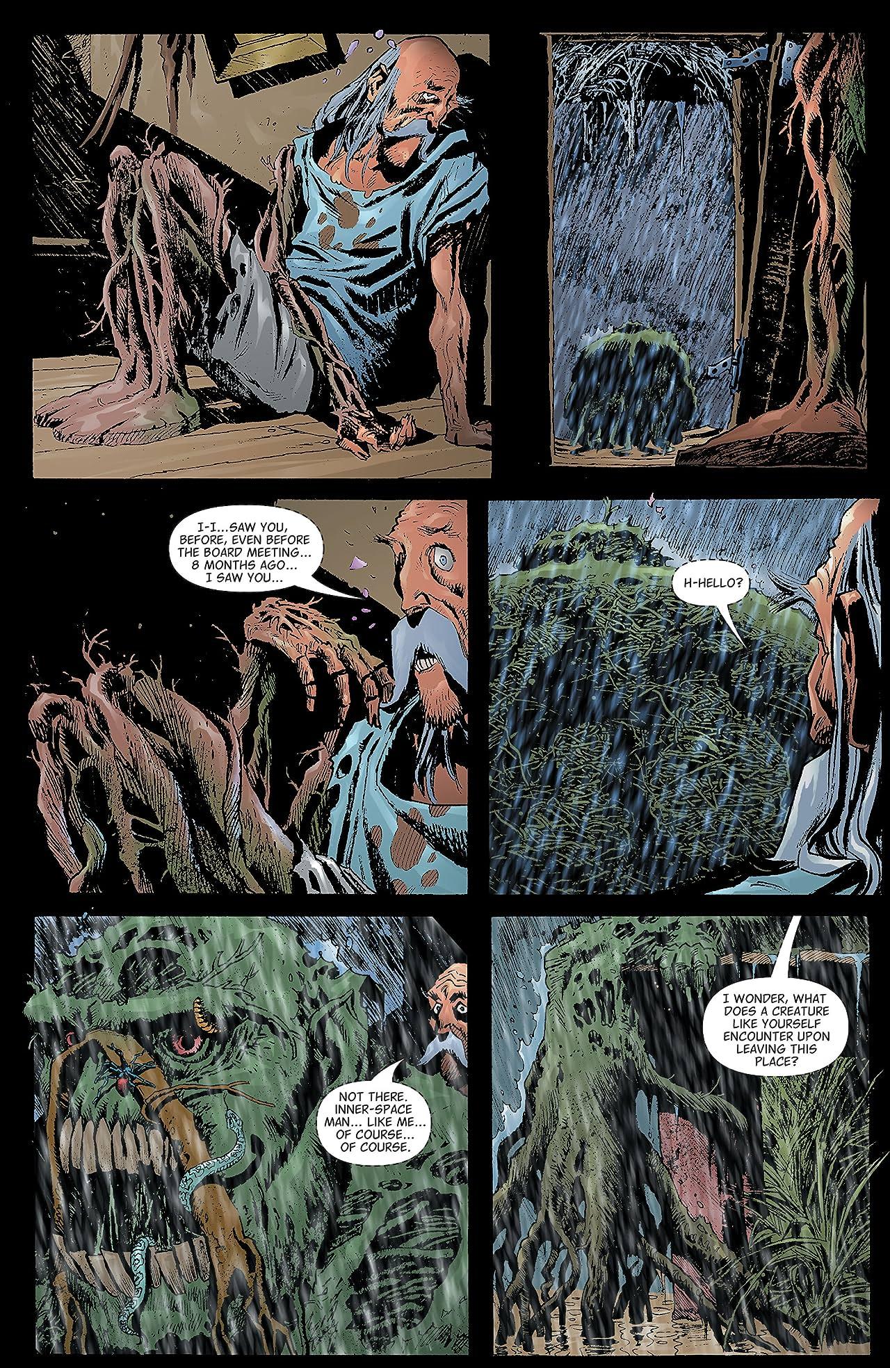 Swamp Thing (2004-2006) #16