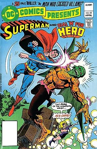 DC Comics Presents (1978-1986) #44