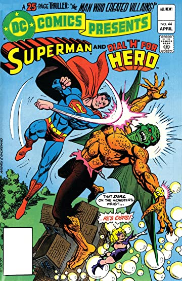 DC Comics Presents (1978-1986) #44