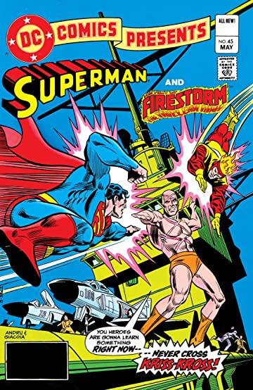 DC Comics Presents (1978-1986) #45