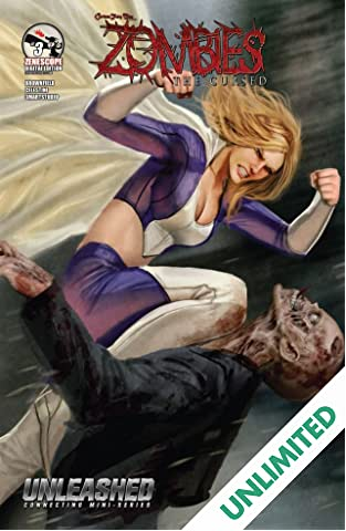 Unleashed: Zombies Cursed #3 (of 3)
